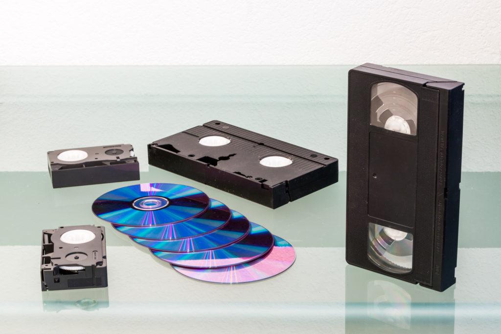 DVD Rinkens - Videodigitalisierung